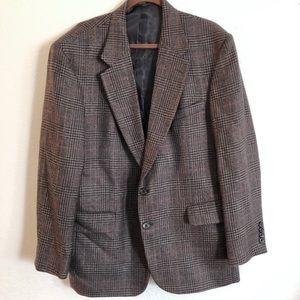 Oscar De La Renta || Men's Wool Sports Coat 44R